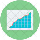 Chart Analysis Statistics Icon