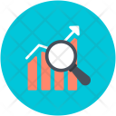 Chart Infographics Analysis Icon