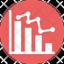 Chart Data Analysis Statistical Analysis Icon