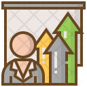 Chart Present Shopping Icon