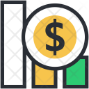 Chart Bar Graph Icon