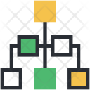 Chart Hierarchy Pyramid Icon