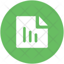 Chart Sheet File Icon