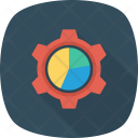 Chart Configuration Gear Icon