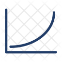 Chart Growth Business Icon