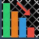 Chart Bar Analystic Icon