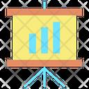 Chart Board Icon