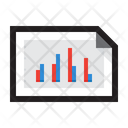 Chart Data Visualization Icon