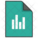 Chart Diagram Graph Icon