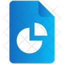 File Chart Document Icon
