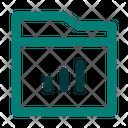 Chart Folder Icon