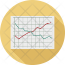 Chart Graphs Sheet Icon