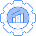 Chart Management Business Management Chart Icon