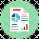 Chart Sheet Chart File File Icon