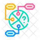 Strategy Analysis Color Icon
