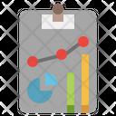 Chartgraphic Presentation Statistics Icon