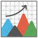 Charting Application Graph Icon