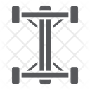Chassis Car Part Icon