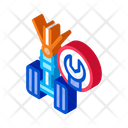 Chassis Garage Service Icon