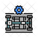 Chassis Selection Car Icon