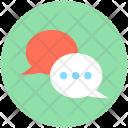 Chat Balloon Bubble Icon
