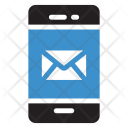 Chat Message Mobile Icon