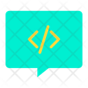 Programming Chat Coding Chat Chat Bubbles Icon