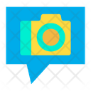 Photography Chat Image Chat Chat Bubble Icon