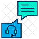 Message Chat Communication Icon