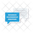 Chat Conversation Messages Icon