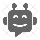 Robot Chat Chatbot Icon
