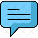 Writing Chat Message Icon