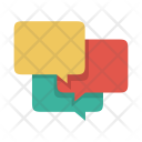 Chat Dialog Discussion Icon