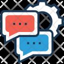 Chat Feedback Communication Icon