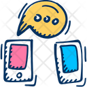 Chat Communication People Icon