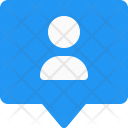 Chat Contact User Icon