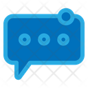 Chat Message Mail Icon