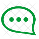 Chat Security Comment Icon