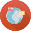Chat Worldwide Community Network Icon