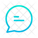 Chatting Invitation Message Icon