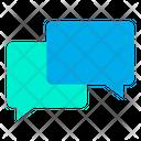 Chatting Conversation Chat Icon