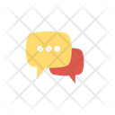 Chat Bubble Notification Icon