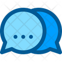 Chat Balloon Message Icon