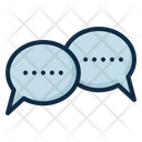 Message Response Chat Icon