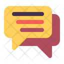 Chat Communication Message Icon