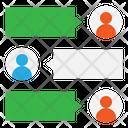 Chat Dialogue Communication Icon