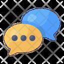 Chat Communication Conversation Icon