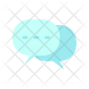 Chat Talk Shopping Icon