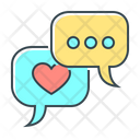 Chat Communication Correspondence Icon