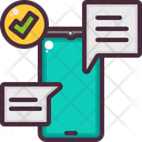 Chat Communication Multimedia Icon